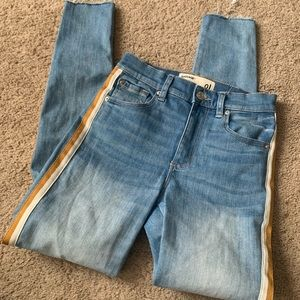 Women's Garage Taille Haute High Rise Jeans